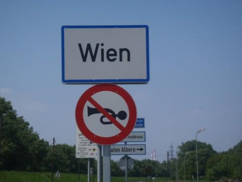 Where Vienna ends