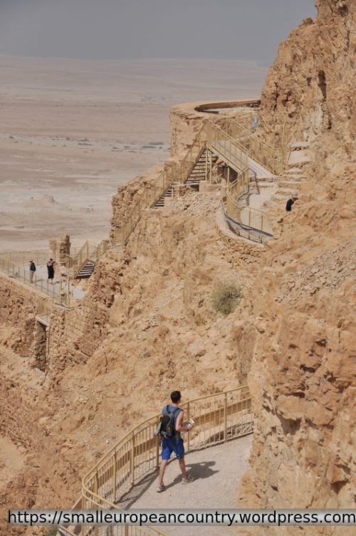 Masada's Northern Palace
